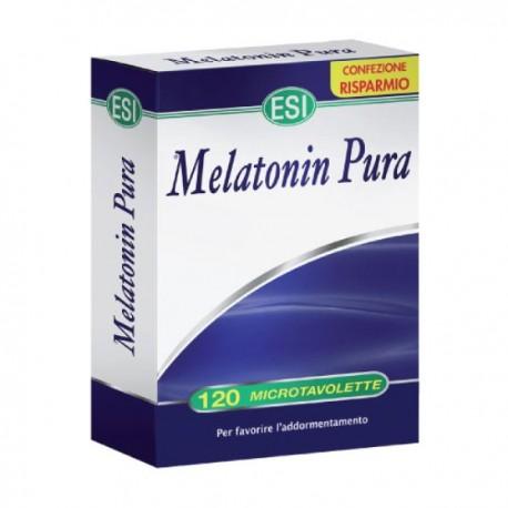Esi Melatonin Pura - 120 microtavolette
