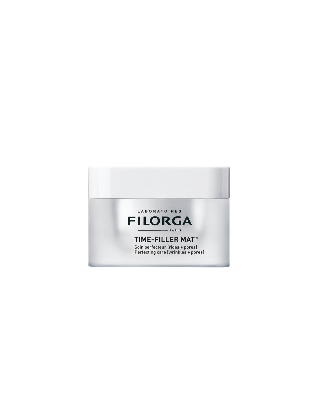 Filorga Time-Filler Mat Crema Viso Antirughe + Pori 50 ml