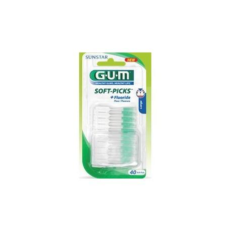 Gum Softpicks Scov Gom Reg40pz