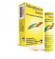 Idroplurivit J 40cpr Mastic