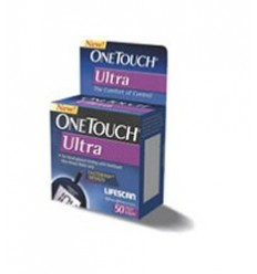 Onetouch Ultra Glicemia 25str