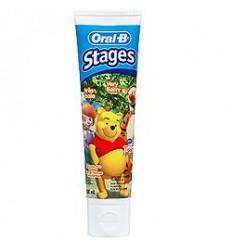 Oralb Dentif Disney Stages 75m