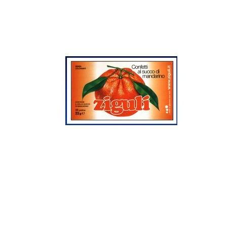 Ziguli Mandarino 22g