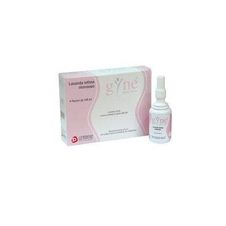 Gyne Lavanda Vaginale 4fl